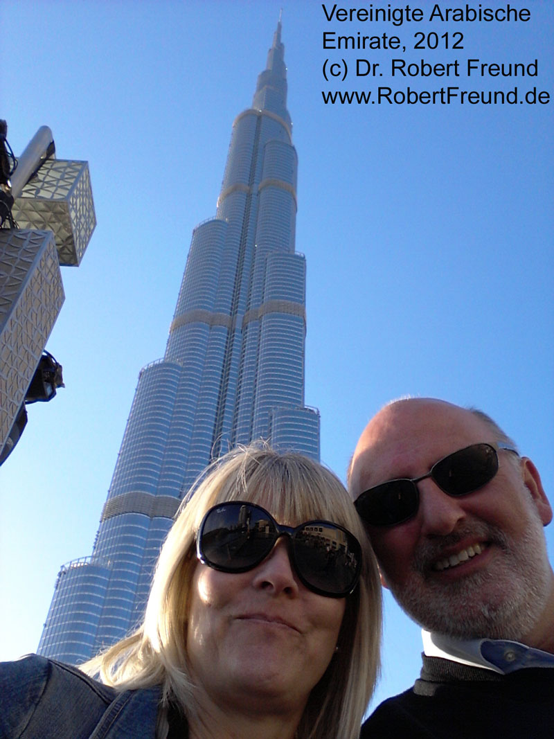 Vereinigte Arabische Emirate, Dubai 2012