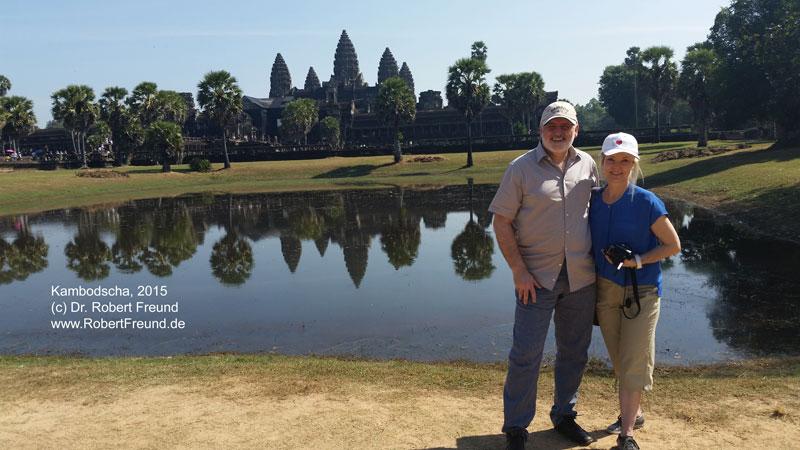 Kambodscha, Ankor Wat 2015
