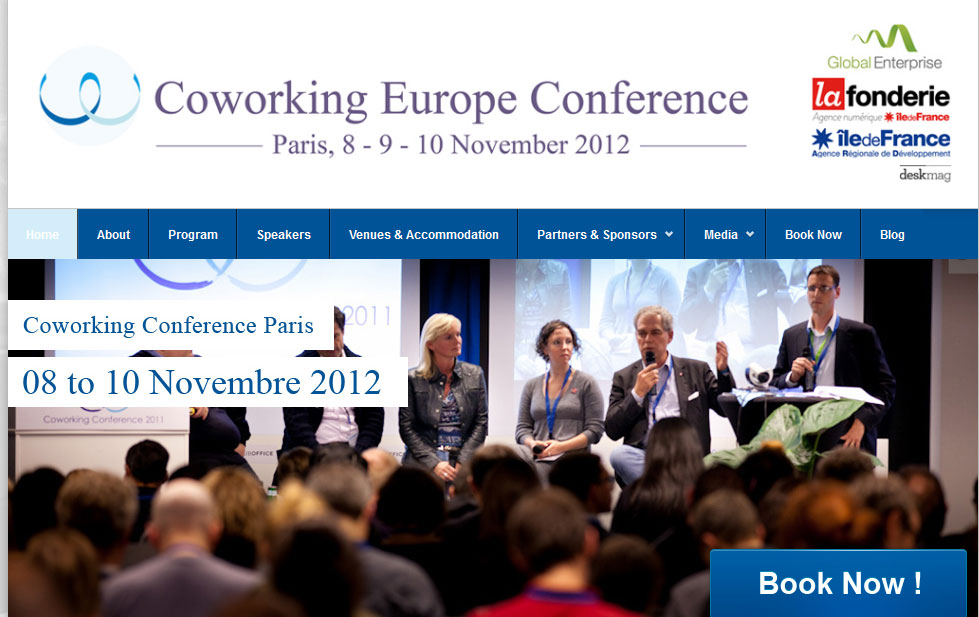 coworking europe conference dr robert freund. Black Bedroom Furniture Sets. Home Design Ideas