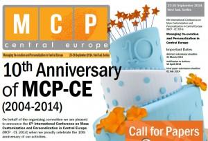MCP-CE-2014-CfP