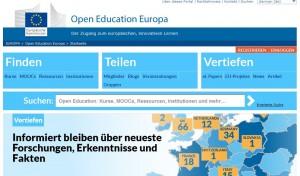 open-education-europa