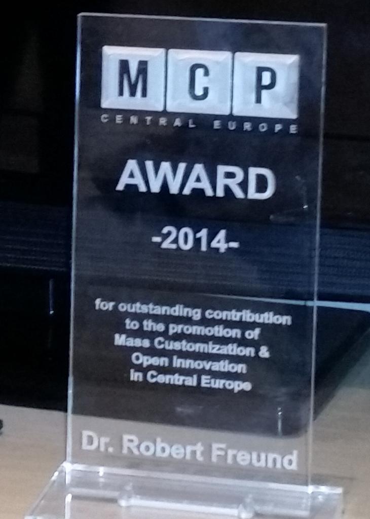 Dr-Robert-Freund-MCP-CE-Award-2014